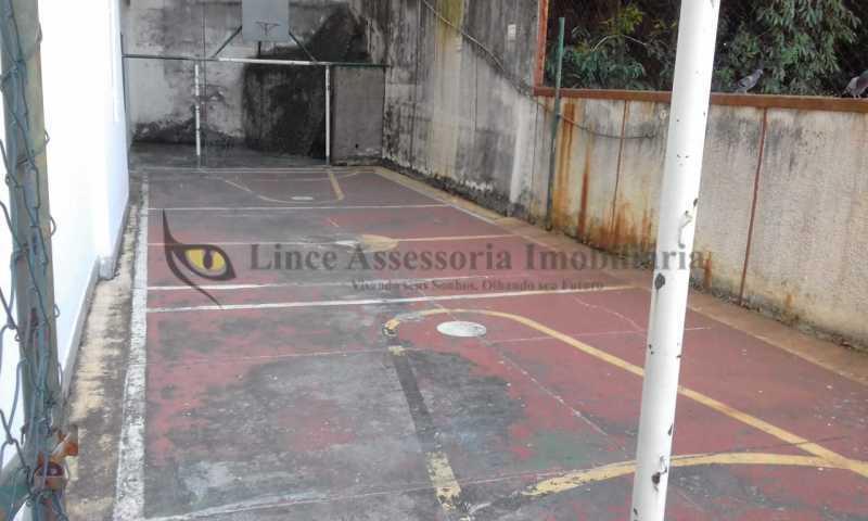 18- quadra poliesportiva - Apartamento 1 quarto à venda Estácio, Norte,Rio de Janeiro - R$ 320.000 - TAAP10449 - 19