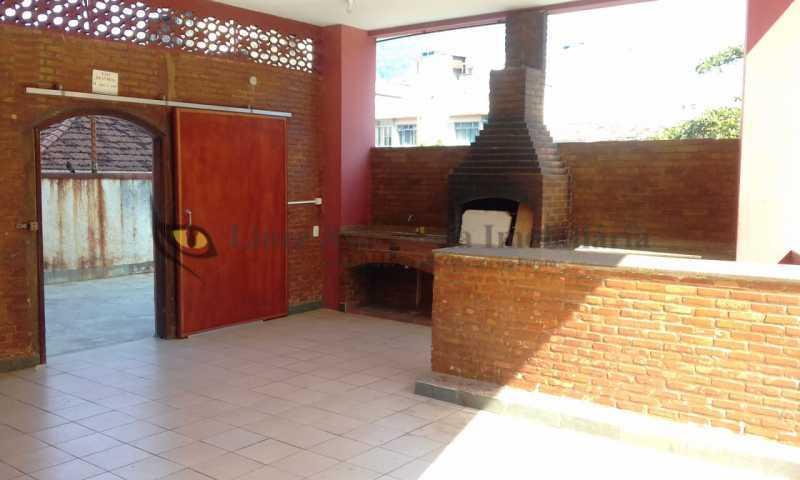 19-Churrasqueira - Apartamento 1 quarto à venda Estácio, Norte,Rio de Janeiro - R$ 320.000 - TAAP10449 - 20