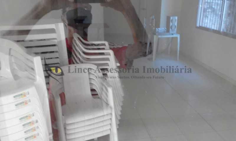 20-salão de festas - Apartamento 1 quarto à venda Estácio, Norte,Rio de Janeiro - R$ 320.000 - TAAP10449 - 21