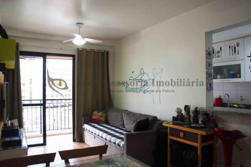 Sala  - Apartamento 1 quarto à venda São Cristóvão, Norte,Rio de Janeiro - R$ 375.000 - TAAP10450 - 4