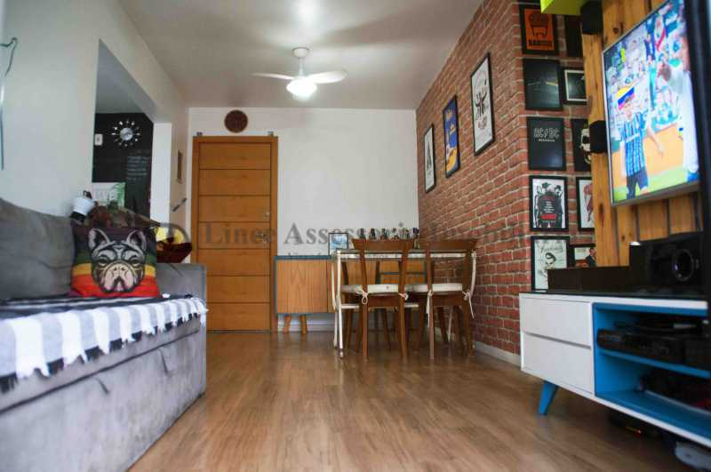 Sala  - Apartamento 1 quarto à venda São Cristóvão, Norte,Rio de Janeiro - R$ 375.000 - TAAP10450 - 5
