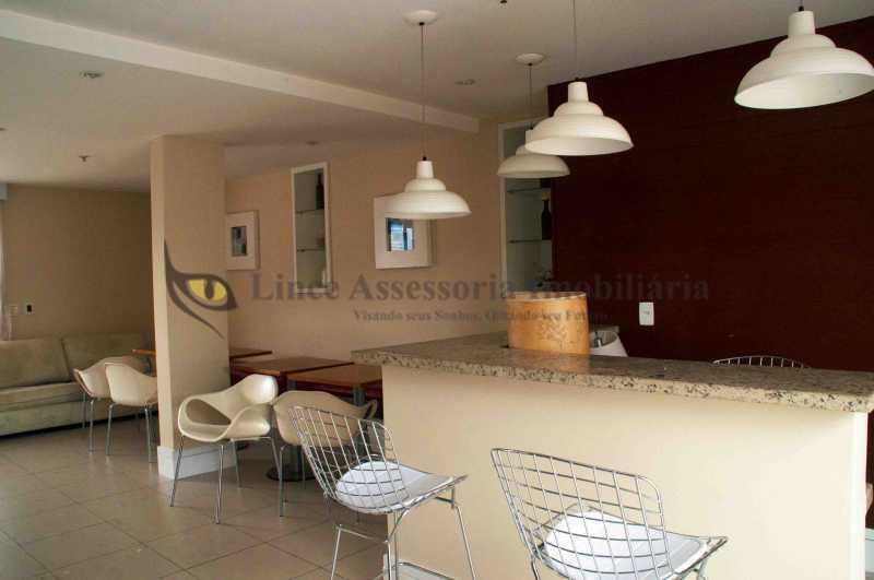 Salao Gourmet - Apartamento 1 quarto à venda São Cristóvão, Norte,Rio de Janeiro - R$ 375.000 - TAAP10450 - 16