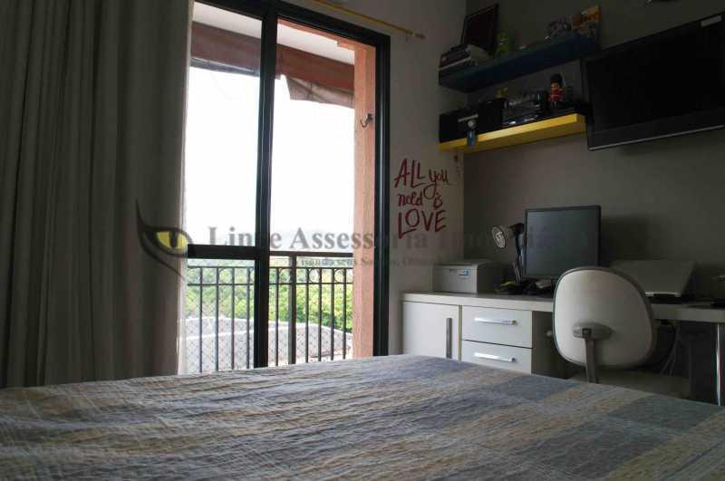 Quarto  - Apartamento 1 quarto à venda São Cristóvão, Norte,Rio de Janeiro - R$ 375.000 - TAAP10450 - 8