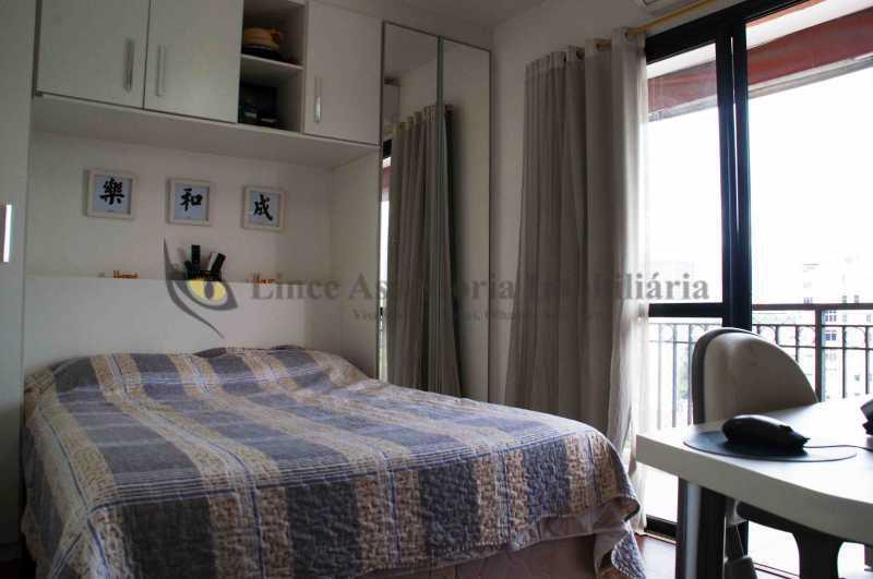 Quarto  - Apartamento 1 quarto à venda São Cristóvão, Norte,Rio de Janeiro - R$ 375.000 - TAAP10450 - 9