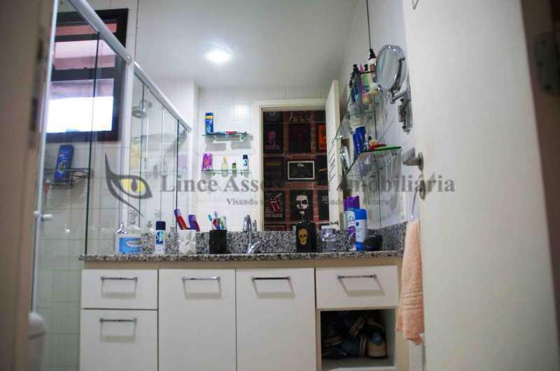 Banheiro  - Apartamento 1 quarto à venda São Cristóvão, Norte,Rio de Janeiro - R$ 375.000 - TAAP10450 - 10