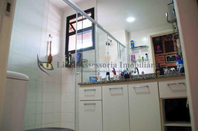 Banheiro  - Apartamento 1 quarto à venda São Cristóvão, Norte,Rio de Janeiro - R$ 375.000 - TAAP10450 - 11