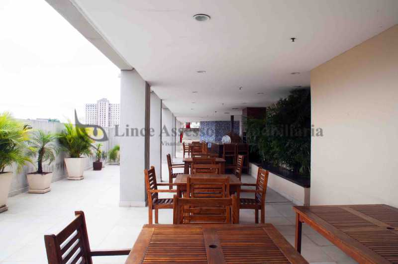 Churrasqueira  - Apartamento 1 quarto à venda São Cristóvão, Norte,Rio de Janeiro - R$ 375.000 - TAAP10450 - 17