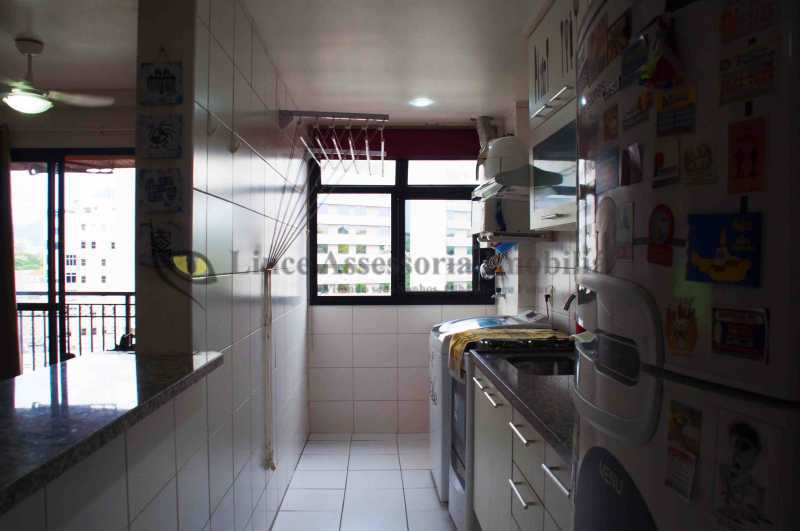 Cozinha  - Apartamento 1 quarto à venda São Cristóvão, Norte,Rio de Janeiro - R$ 375.000 - TAAP10450 - 12