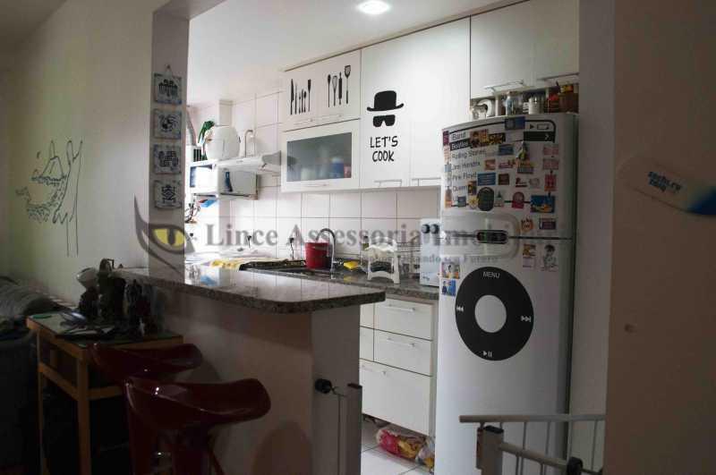 Cozinha  - Apartamento 1 quarto à venda São Cristóvão, Norte,Rio de Janeiro - R$ 375.000 - TAAP10450 - 13