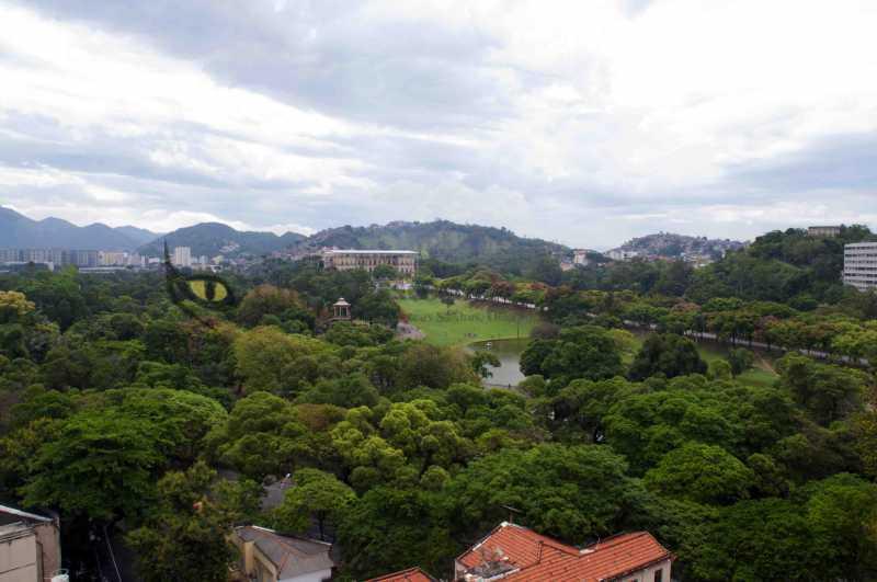 vista  - Apartamento 1 quarto à venda São Cristóvão, Norte,Rio de Janeiro - R$ 375.000 - TAAP10450 - 6