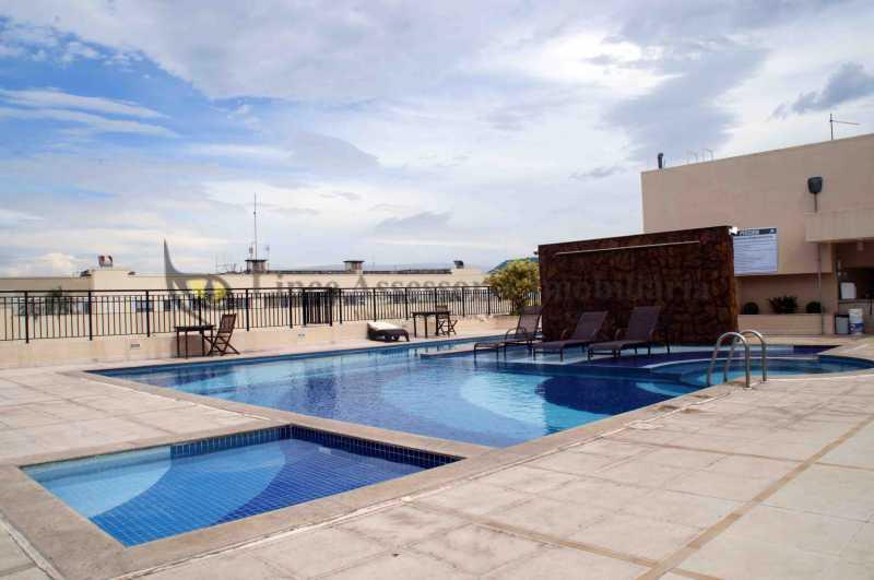 Piscina  - Apartamento 1 quarto à venda São Cristóvão, Norte,Rio de Janeiro - R$ 375.000 - TAAP10450 - 20