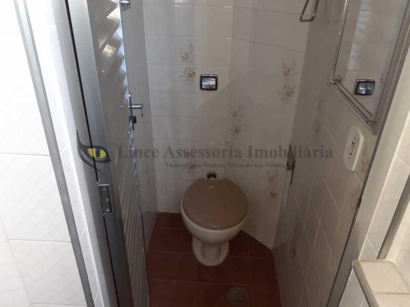 19-banheiro de serviço - Apartamento 3 quartos à venda Andaraí, Norte,Rio de Janeiro - R$ 470.000 - TAAP31305 - 21