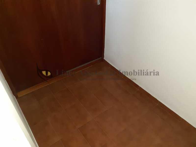 20-quarto de empregada - Apartamento 3 quartos à venda Andaraí, Norte,Rio de Janeiro - R$ 470.000 - TAAP31305 - 22