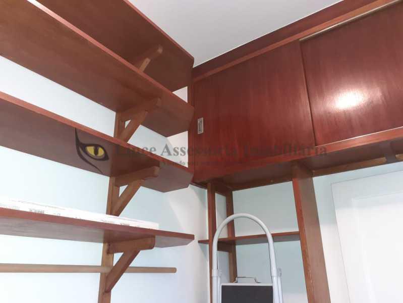 21-ármarios Q. empregada - Apartamento 3 quartos à venda Andaraí, Norte,Rio de Janeiro - R$ 470.000 - TAAP31305 - 23