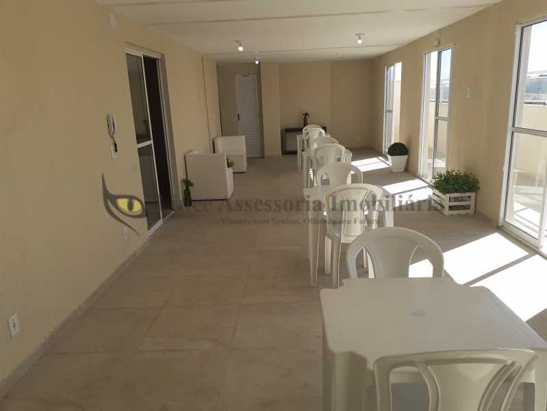Salão de Festa - Apartamento 2 quartos à venda São Cristóvão, Norte,Rio de Janeiro - R$ 350.000 - TAAP22307 - 18