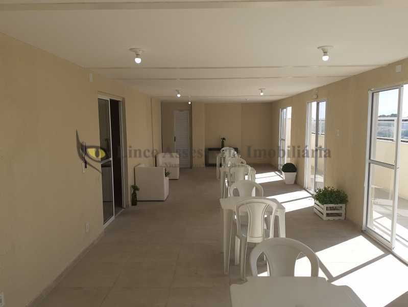 Salão de Festa - Apartamento 2 quartos à venda São Cristóvão, Norte,Rio de Janeiro - R$ 350.000 - TAAP22307 - 19