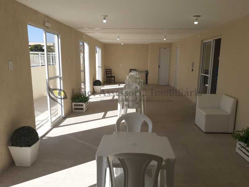 Salão de Festa - Apartamento 2 quartos à venda São Cristóvão, Norte,Rio de Janeiro - R$ 350.000 - TAAP22307 - 20