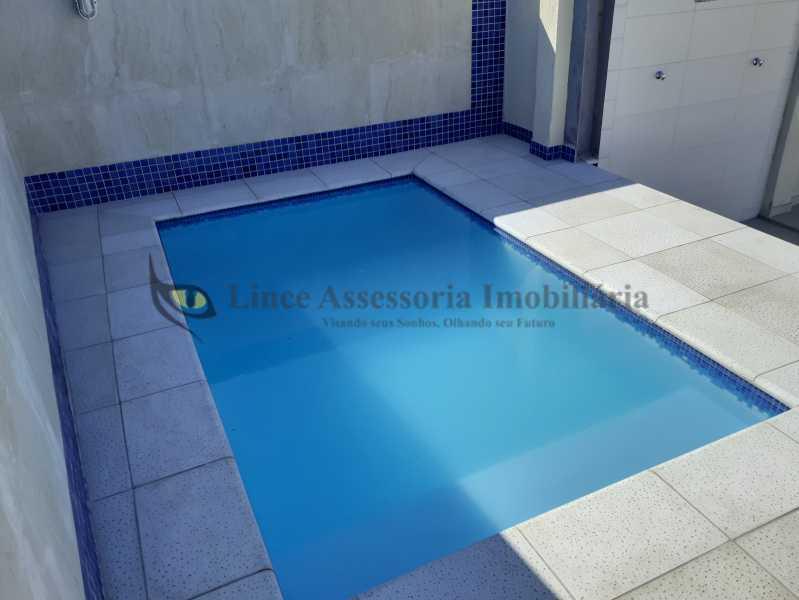 Piscina - Apartamento 2 quartos à venda São Cristóvão, Norte,Rio de Janeiro - R$ 350.000 - TAAP22307 - 27