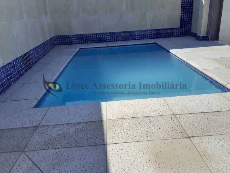 Piscina - Apartamento 2 quartos à venda São Cristóvão, Norte,Rio de Janeiro - R$ 350.000 - TAAP22307 - 28