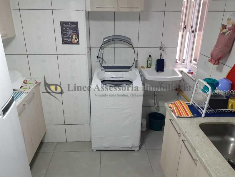Área de Serviço - Apartamento 2 quartos à venda São Cristóvão, Norte,Rio de Janeiro - R$ 350.000 - TAAP22307 - 16