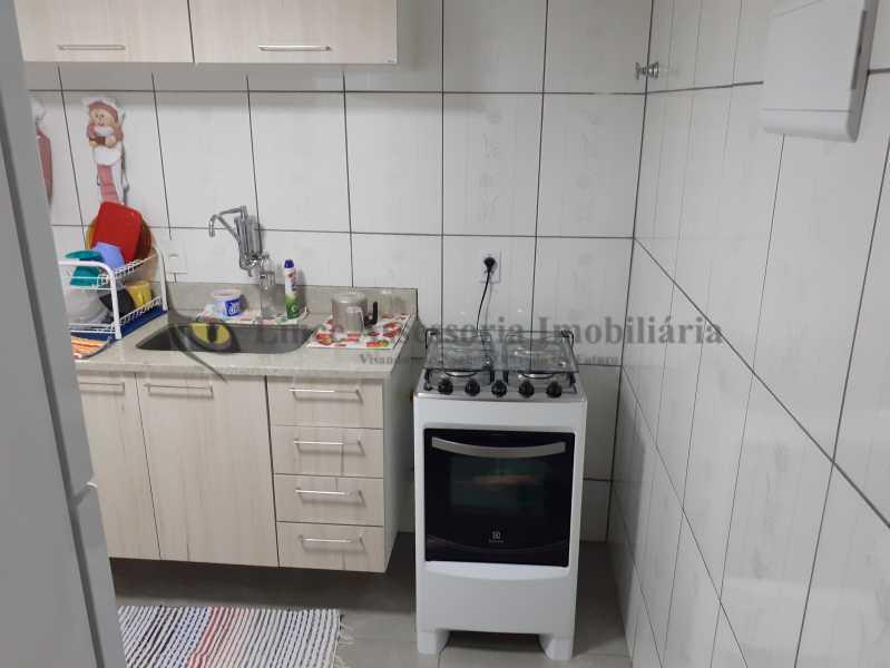 Cozinha - Apartamento 2 quartos à venda São Cristóvão, Norte,Rio de Janeiro - R$ 350.000 - TAAP22307 - 15