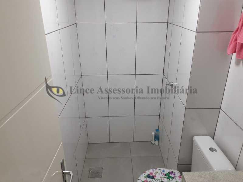 Banheiro - Apartamento 2 quartos à venda São Cristóvão, Norte,Rio de Janeiro - R$ 350.000 - TAAP22307 - 12