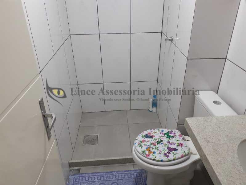 Banheiro - Apartamento 2 quartos à venda São Cristóvão, Norte,Rio de Janeiro - R$ 350.000 - TAAP22307 - 11
