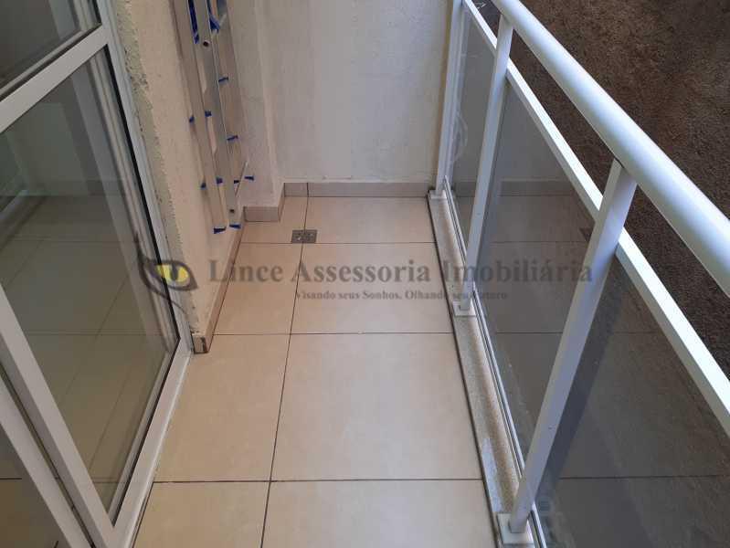 Varanda - Apartamento 2 quartos à venda São Cristóvão, Norte,Rio de Janeiro - R$ 350.000 - TAAP22307 - 29