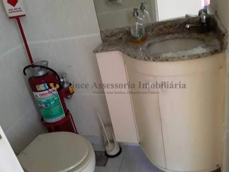 17 - Sala Comercial 48m² à venda Tijuca, Norte,Rio de Janeiro - R$ 320.000 - TASL00093 - 15