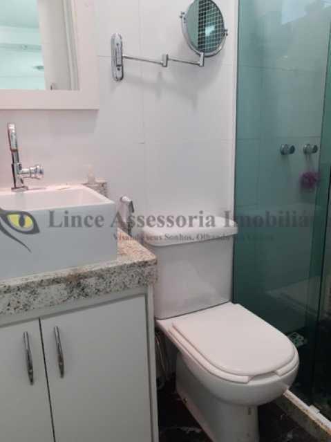 Banheiro - Cobertura 3 quartos à venda Vila Isabel, Norte,Rio de Janeiro - R$ 680.000 - TACO30150 - 8