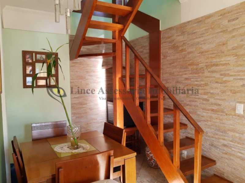 Escada - Cobertura 3 quartos à venda Vila Isabel, Norte,Rio de Janeiro - R$ 680.000 - TACO30150 - 4