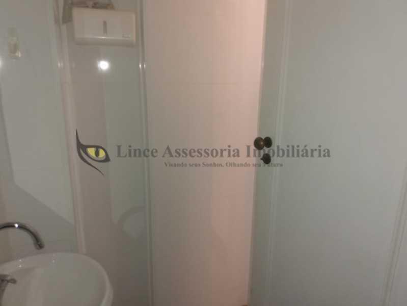 BANHEIRO1.5 - Sala Comercial 30m² à venda Tijuca, Norte,Rio de Janeiro - R$ 300.000 - TASL00095 - 18