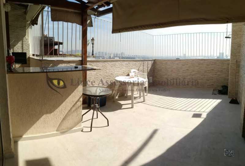 Terraço - Cobertura 3 quartos à venda Rio Comprido, Norte,Rio de Janeiro - R$ 570.000 - TACO30151 - 22