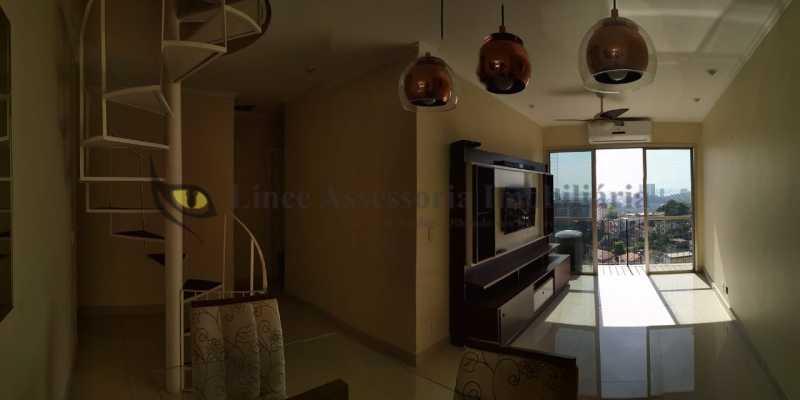 Sala - Cobertura 3 quartos à venda Rio Comprido, Norte,Rio de Janeiro - R$ 570.000 - TACO30151 - 3
