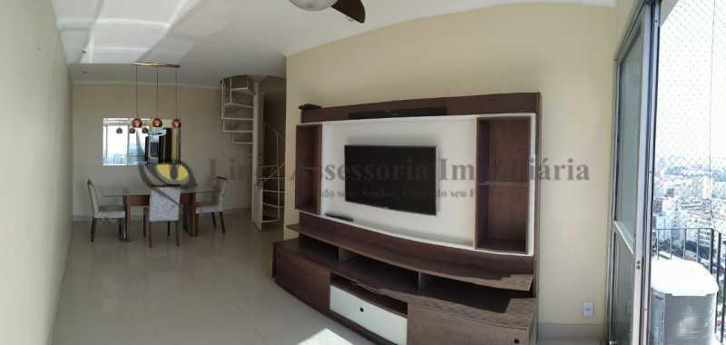 Sala - Cobertura 3 quartos à venda Rio Comprido, Norte,Rio de Janeiro - R$ 570.000 - TACO30151 - 1
