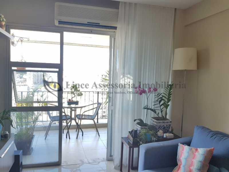 1 Salão e varanda. - Cobertura 3 quartos à venda Andaraí, Norte,Rio de Janeiro - R$ 950.000 - TACO30152 - 1