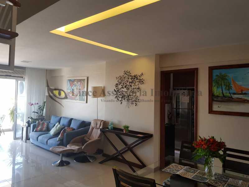 3 Salão. - Cobertura 3 quartos à venda Andaraí, Norte,Rio de Janeiro - R$ 950.000 - TACO30152 - 4
