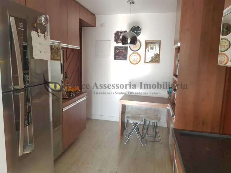 4 Terraço. - Cobertura 3 quartos à venda Andaraí, Norte,Rio de Janeiro - R$ 950.000 - TACO30152 - 5