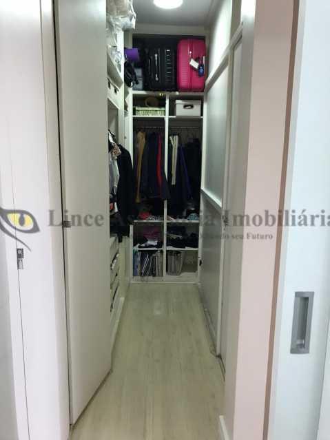 6 Terraço. - Cobertura 3 quartos à venda Andaraí, Norte,Rio de Janeiro - R$ 950.000 - TACO30152 - 7