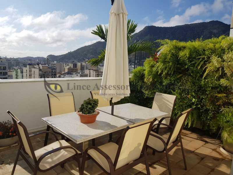 10 Terraço. - Cobertura 3 quartos à venda Andaraí, Norte,Rio de Janeiro - R$ 950.000 - TACO30152 - 11