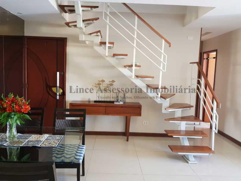 13 Escadaria p 2º piso. - Cobertura 3 quartos à venda Andaraí, Norte,Rio de Janeiro - R$ 950.000 - TACO30152 - 14
