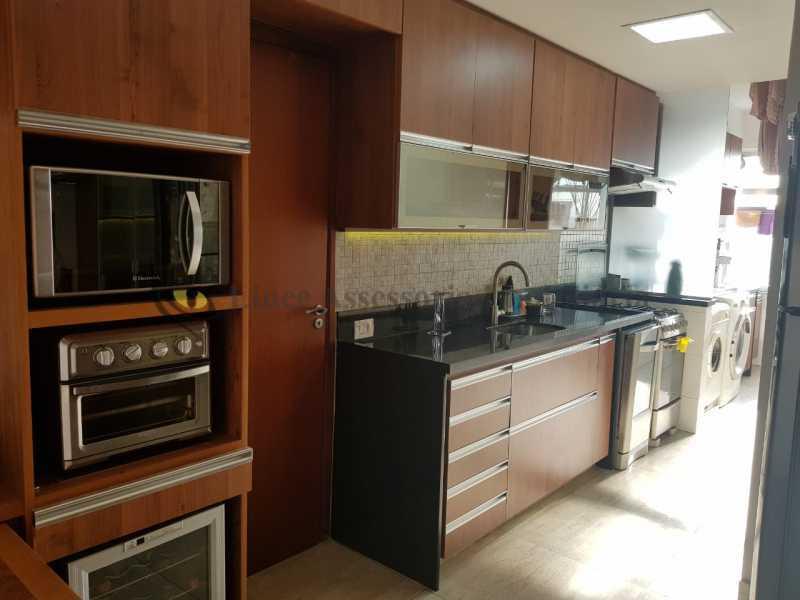 17 Copa cozinha. - Cobertura 3 quartos à venda Andaraí, Norte,Rio de Janeiro - R$ 950.000 - TACO30152 - 18