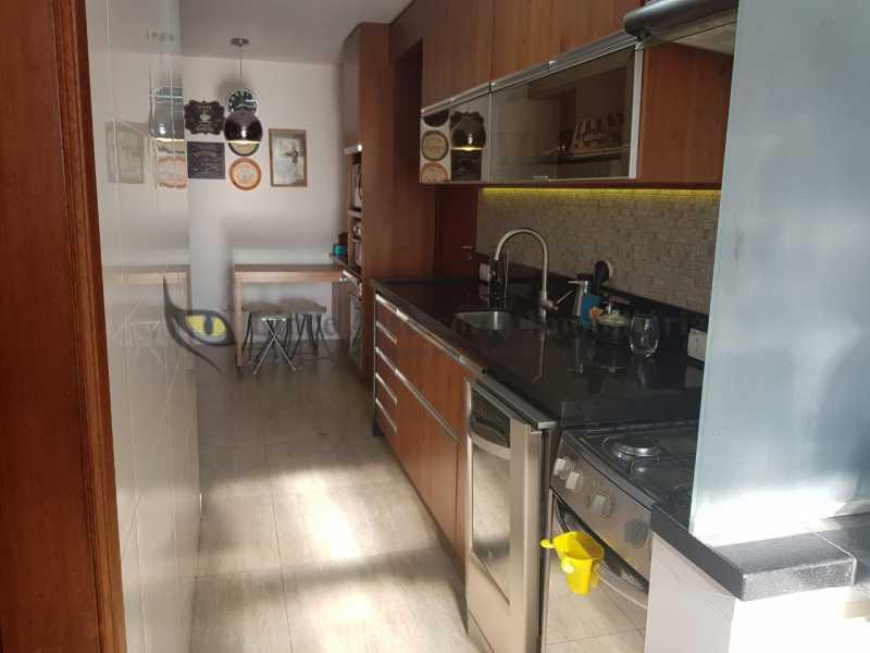 18 Cozinha. - Cobertura 3 quartos à venda Andaraí, Norte,Rio de Janeiro - R$ 950.000 - TACO30152 - 19
