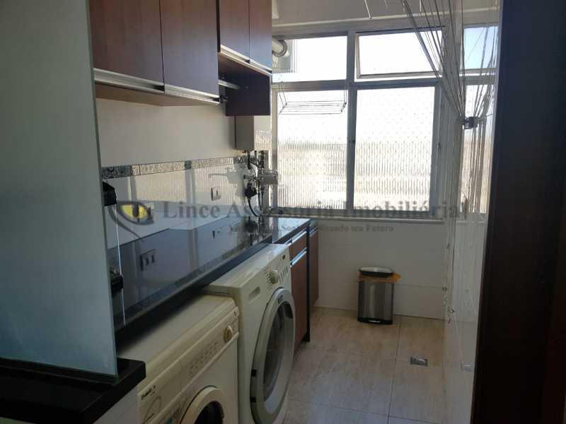 19 quarto de serviço. - Cobertura 3 quartos à venda Andaraí, Norte,Rio de Janeiro - R$ 950.000 - TACO30152 - 20