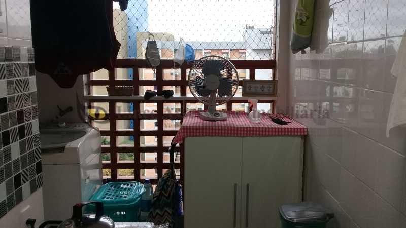 15 ÁREASERVIÇO1.0 - Apartamento 2 quartos à venda Andaraí, Norte,Rio de Janeiro - R$ 395.000 - TAAP22340 - 16