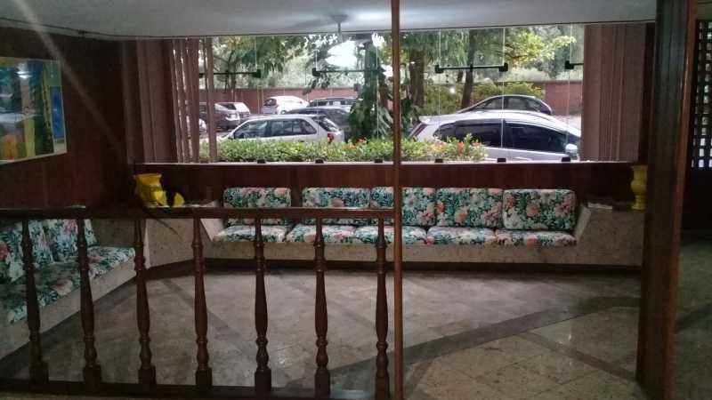 19 RECEPÇÃO1.0 - Apartamento 2 quartos à venda Andaraí, Norte,Rio de Janeiro - R$ 395.000 - TAAP22340 - 20
