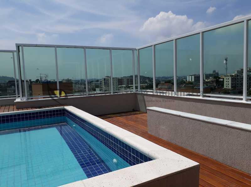 08 - Apartamento 2 quartos à venda Cachambi, Norte,Rio de Janeiro - R$ 410.000 - TAAP22341 - 9
