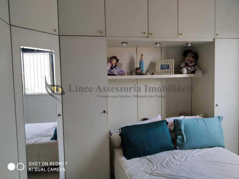 Quarto - Apartamento 2 quartos à venda Méier, Norte,Rio de Janeiro - R$ 226.000 - TAAP22350 - 11