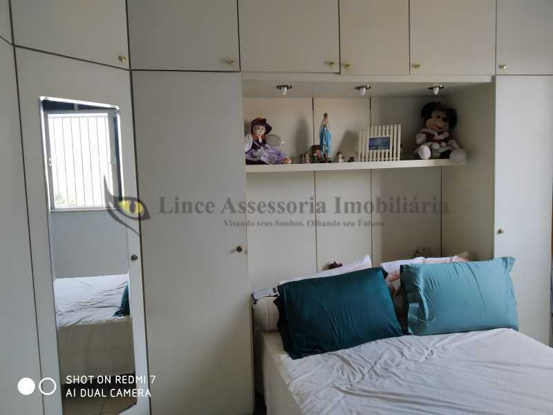 Quarto - Apartamento 2 quartos à venda Méier, Norte,Rio de Janeiro - R$ 226.000 - TAAP22350 - 13