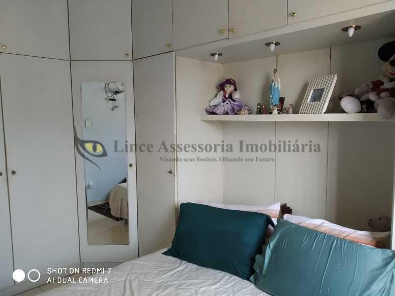 Quarto - Apartamento 2 quartos à venda Méier, Norte,Rio de Janeiro - R$ 226.000 - TAAP22350 - 15